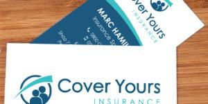 business cards and logo design